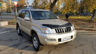 Toyota Land Cruiser Prado, Внедорожник 2009